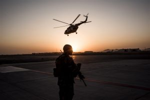 America's exit from Afghanistan