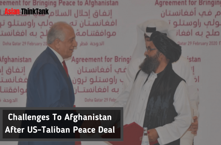 challenges to afghanistan